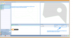 cad importer for profile cutting